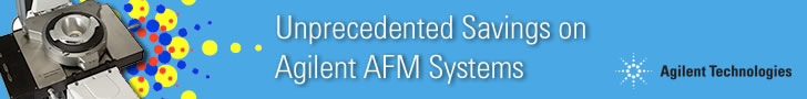 Lower Prices on Agilent Flagship AFM Systems!