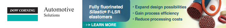 Dow Corning: Full flourinated Silastic F-LSR elastomers